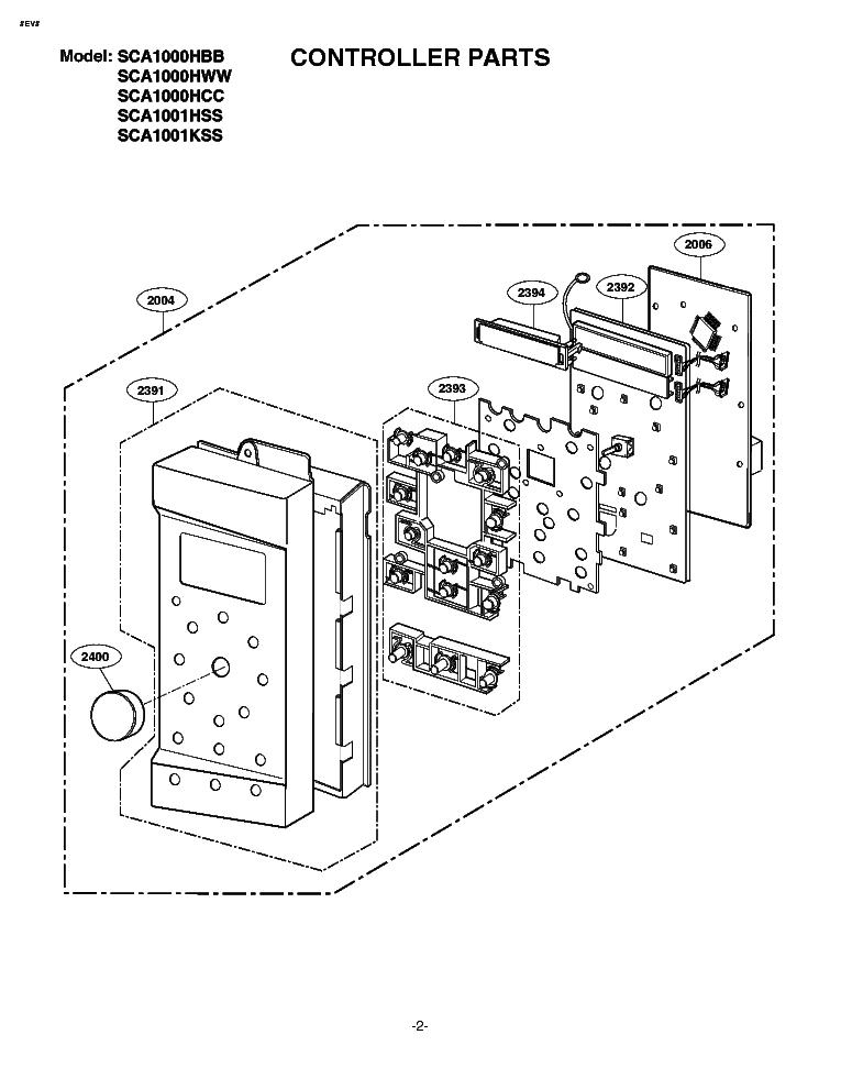 LG SCA1000HBB[HWW][HCC] SCA-1001HSS[KSS] Service Manual